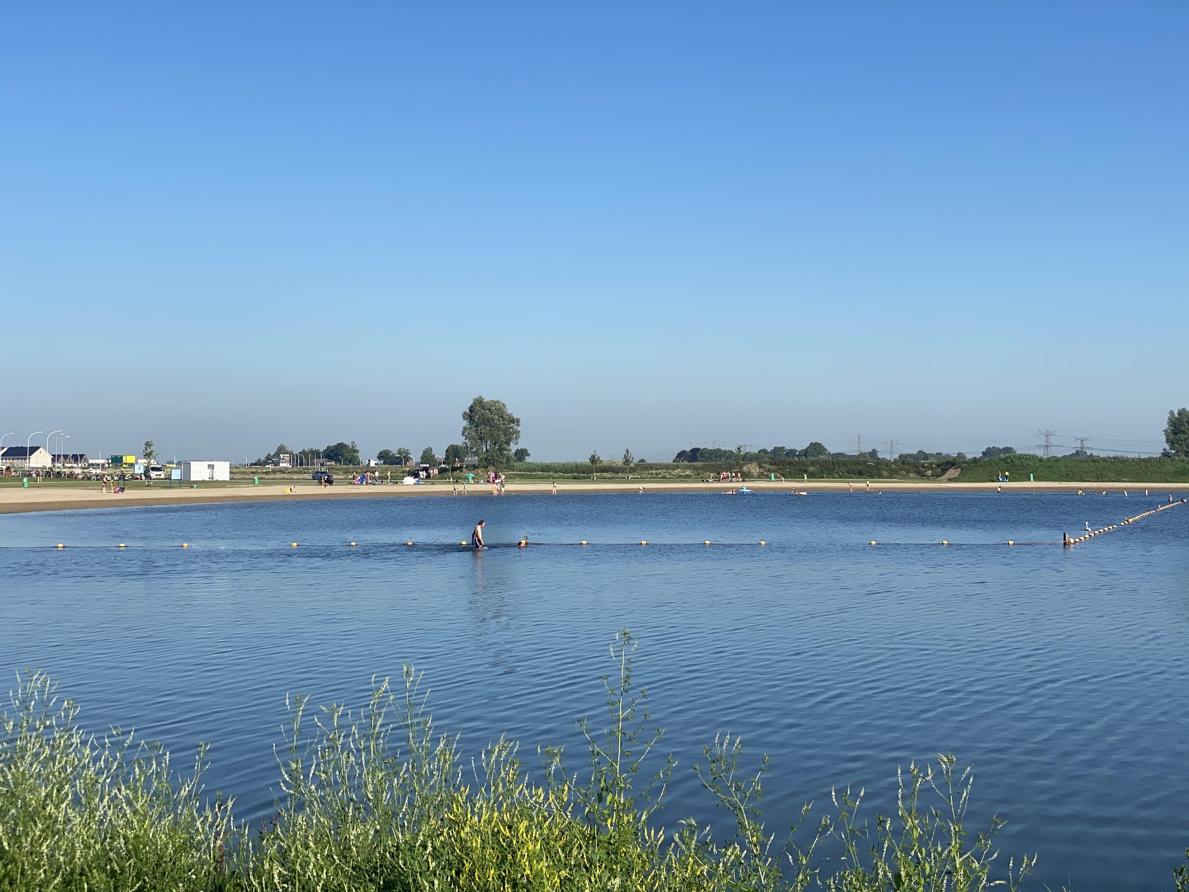 Koudwatervrees in Stadshagen